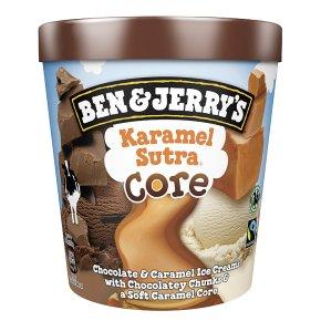 Ben & Jerry's Karamel Sutra Core Ice Cream