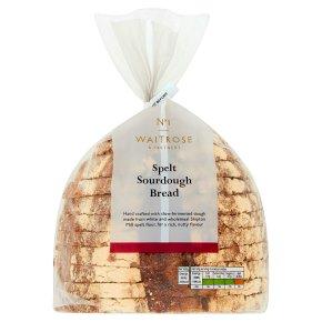 Waitrose 1 Spelt Sourdough Bread