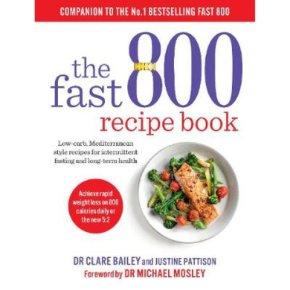 Fast 800 Recipe Book Claire Baile