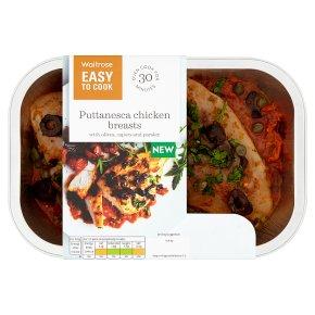 Easy To Cook Puttanesca Chicken Breast