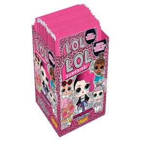 L.O.L Series 2 Sticker Pack