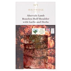 No.1 Abervale Lamb Boneless Half Shoulder