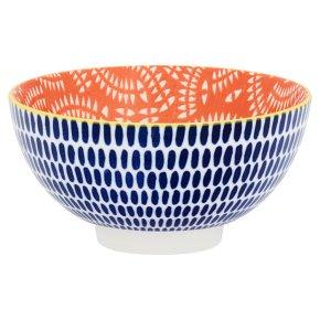 Fusion Small Orange Bowl