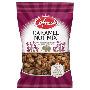 Cofresh caramelised nut mix