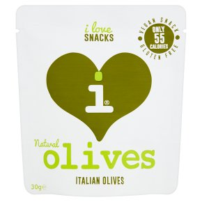 I Love Snacks Italian Olives