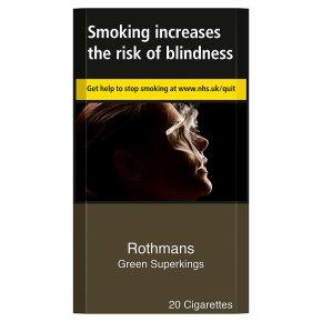 Rothmans Green SK