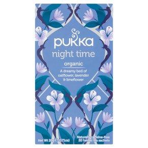 Pukka night time 20 sachets