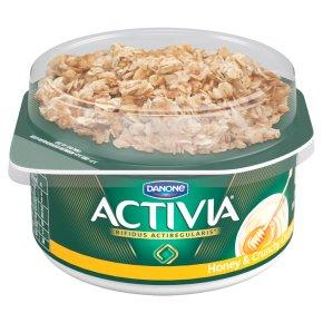 Activia breakfast pot honey yogurt