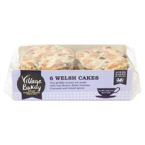 Village Bakery Welsh cakes