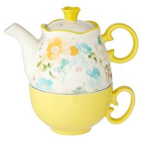 Waitrose Floral Tea For One
