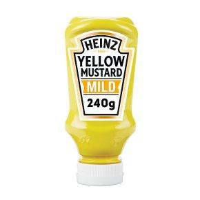 Heinz Mild Yellow Mustard