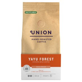 Union Yayu Forest Ethiopia Wholebean