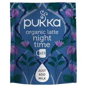 Pukka Organic Latte Night Time 15s