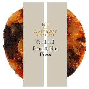 Waitrose 1 Orchard Fruit Nut Press For Cheese Waitrose Partners