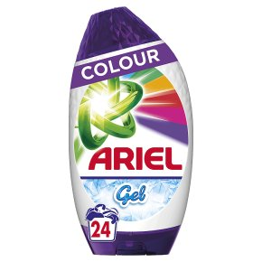 Ariel Excel Washing Gel Colour 24 Washes