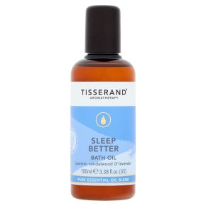 Tisserand Sleep Better Bath Oil