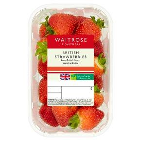 Waitrose Speciality British Strawberries