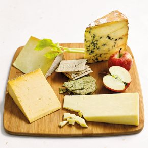 British Cheese Selection (Without Board)