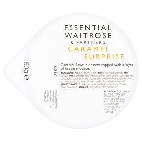 essential Waitrose Caramel Surprise