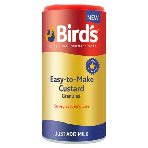 Bird's Easy-to-Make Custard Granules