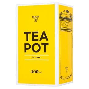 Brew Tea Co Tea Pot For One