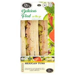 DDs Mexican Tuna Sandwich