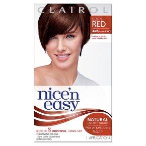Nice n Easy Natural Dark Chestnut Brown 120C Hair Colour