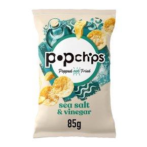 Popchips salt & vinegar potato chips