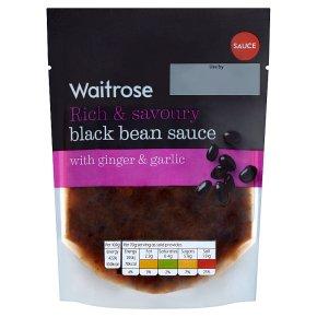 Waitrose Black Bean Sauce
