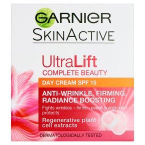 Garnier UltraLift Day Cream SPF 15