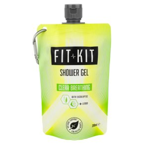 Fit Kit Shower Gel Clear Breathing