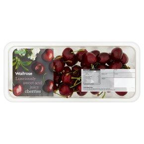 Waitrose Sweet & Juicy Cherries