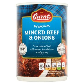 Grant's minced beef