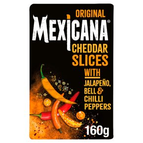 Mexicana Original Hot! Slices