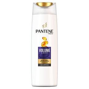 Pantene Pro V Volume & Body Fine Hair Shampoo