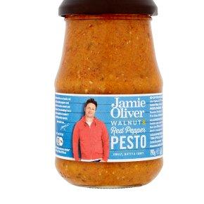 Jamie Oliver Walnut & Red Pepper Pesto