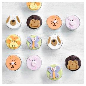 Fiona Cairns Animal Cupcakes