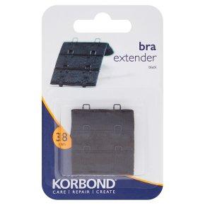 Korbond Black Bra Extender 38mm