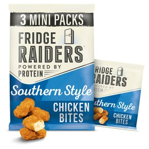 Fridge Raiders Southern Fried Mini Chicken Bites