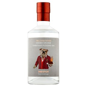 Waitrose Heston Hidden Orange Christmas Gin