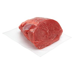 Welsh Black Beef Toprump