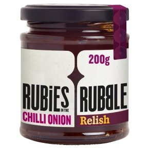 RITR Pink Onion & Chilli Relish