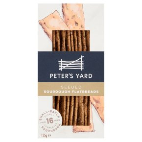 Peter's Yard Seeded Flatbreads