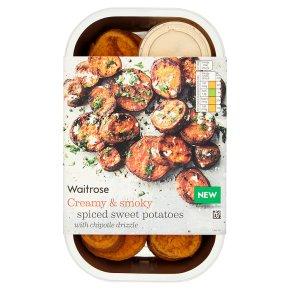 Waitrose Spiced Sweet Potatoes