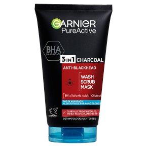 Garnier Pure Active 3 in 1 Charcoal