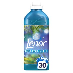 Lenor Ocean Escape Fabric Conditioner 37 washes