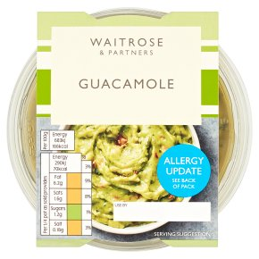Waitrose guacamole