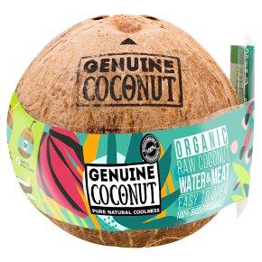 Genuine Coconut Raw Water