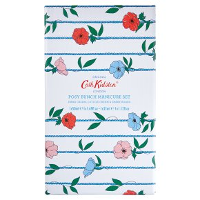 Cath Kidston Wild Rose Manicure Set