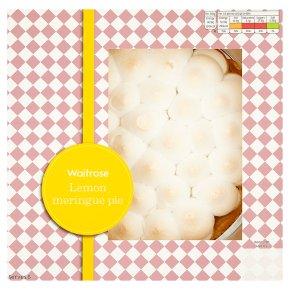 Waitrose Lemon Meringue Pie